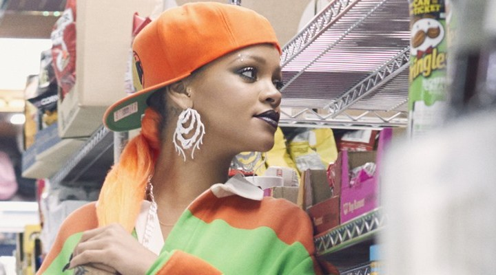 Rihanna scores her 22nd Top 5 hit on Billboard