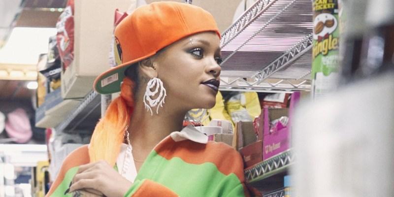 Rihanna scores her 22nd Top 5 hit on Billboard