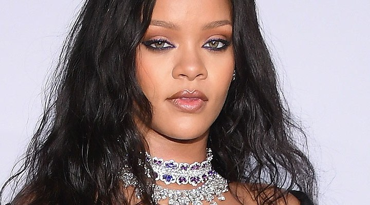 Rihanna shines bright at the third Diamond Ball