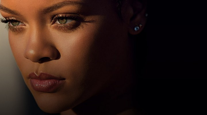 Rihanna on diversity, quality and the power of makeup
