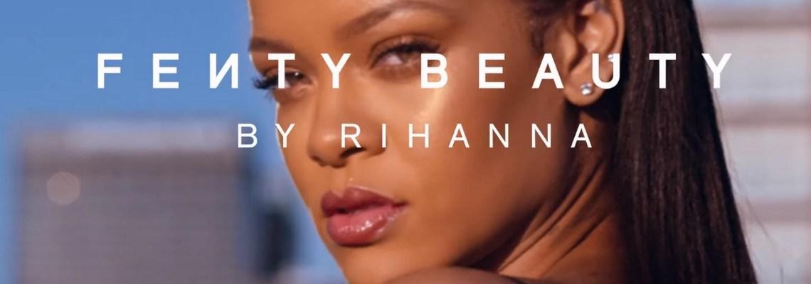 Rihanna celebrates diversity with her Fenty Beauty line