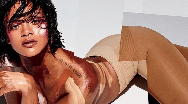 Rihanna's full Elle cover story