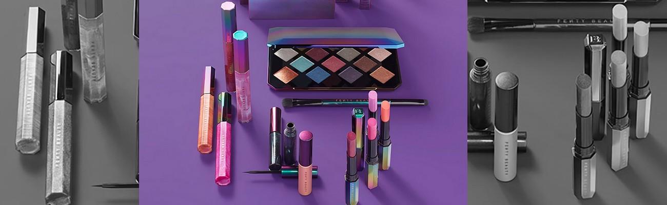 Rihanna Fenty Beauty Holiday collection Galaxy