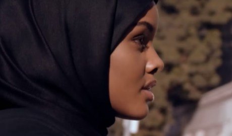Halima Aden talks Rihanna