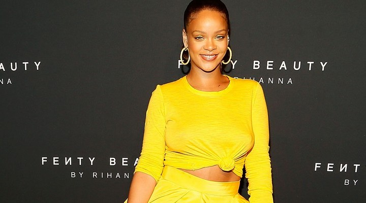 Rihanna keeps it real about flaws and talks THAT Lupita Nyong'o film