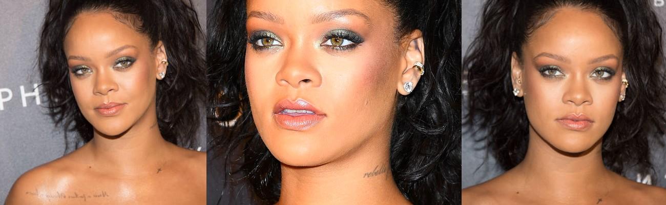 Rihanna attends Fenty Beauty launch in Paris