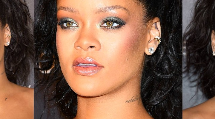 Rihanna attends Fenty Beauty launch in Paris
