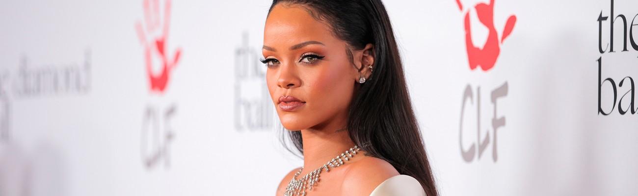 Rihanna Online Charity rihanna-fenty.com