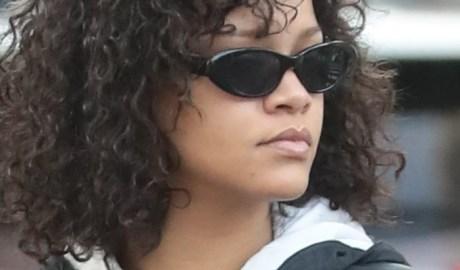 Rihanna goes to a gym in New York October 21, 2017 rihanna-fenty.com