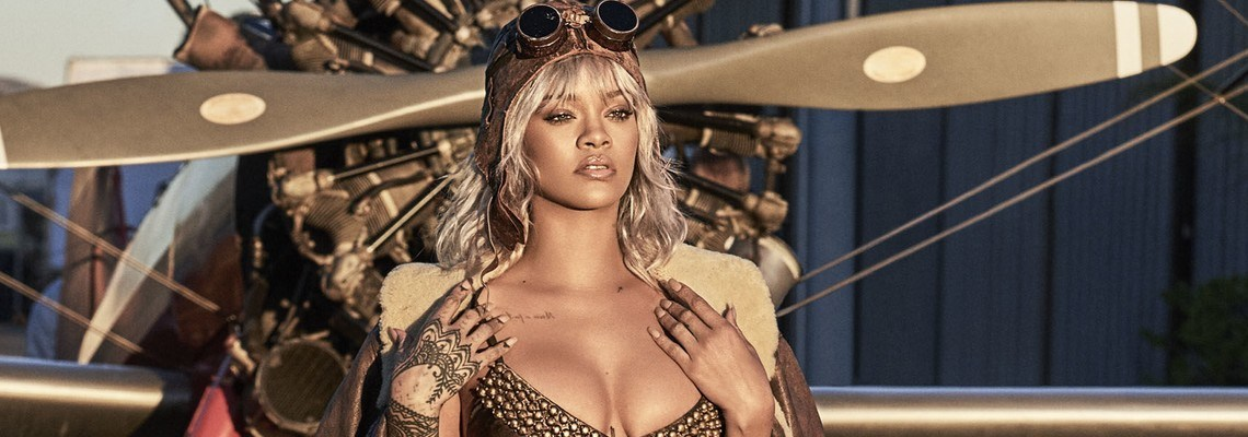Rihanna named the Greatest Pop Artist of All Time