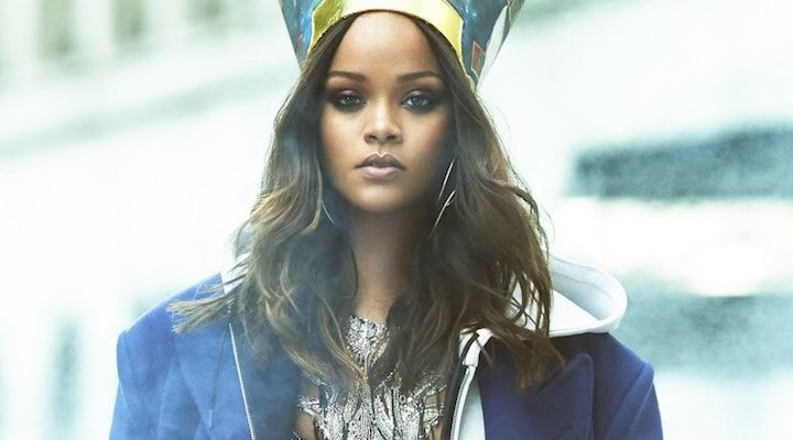Anya Ziourova talks styling Rihanna for Vogue Arabia
