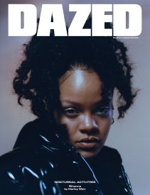 Rihanna covers Dazed Magazine