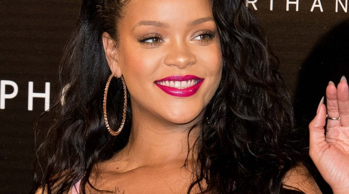 Rihanna talks building a beauty empire