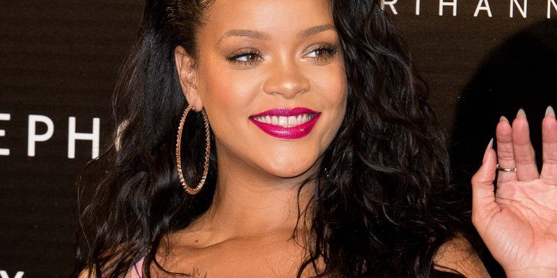 Rihanna talks building a beauty empire