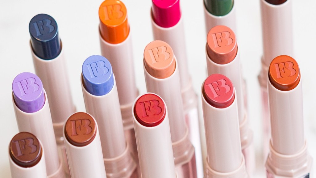 More info about Rihanna's Mattemoiselle lipsticks