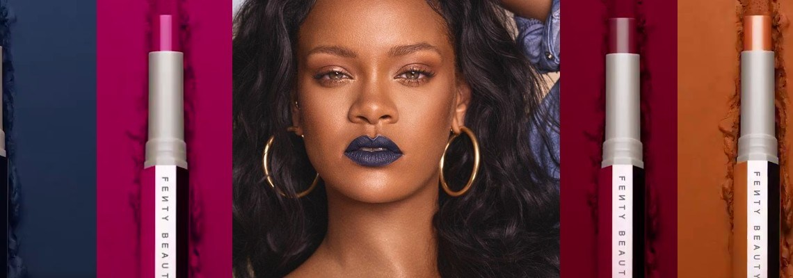 Rihanna announces new Fenty Beauty lipstick in 14 shades
