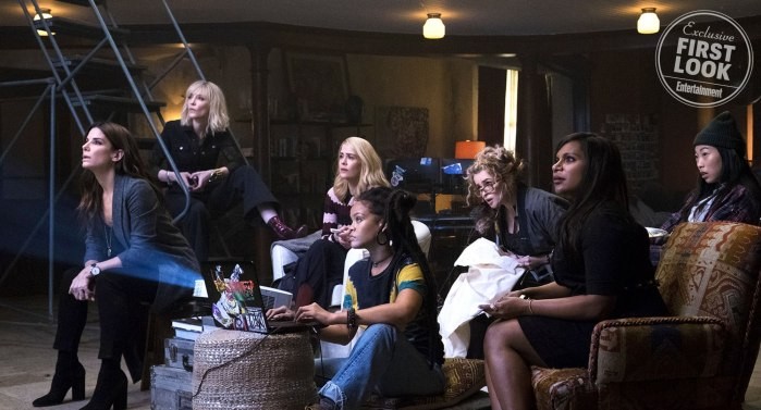New Ocean's Eight promotional photo is here