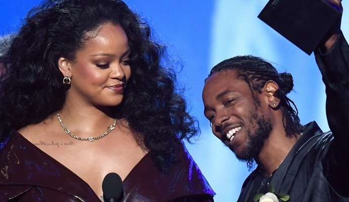 Rihanna wins her 9th Grammy