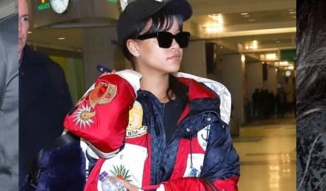 Rihanna returns to New York ahead of Grammy Awards rihanna-fenty.com