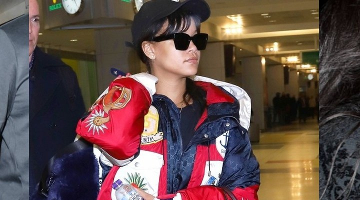 Rihanna returns to New York ahead of Grammy Awards