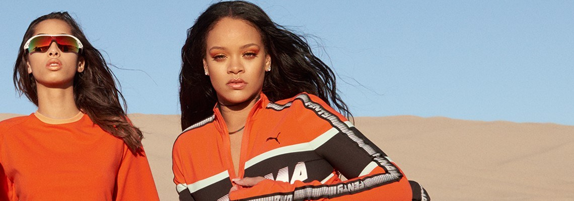 Fenty Puma new collection to drop on March 15