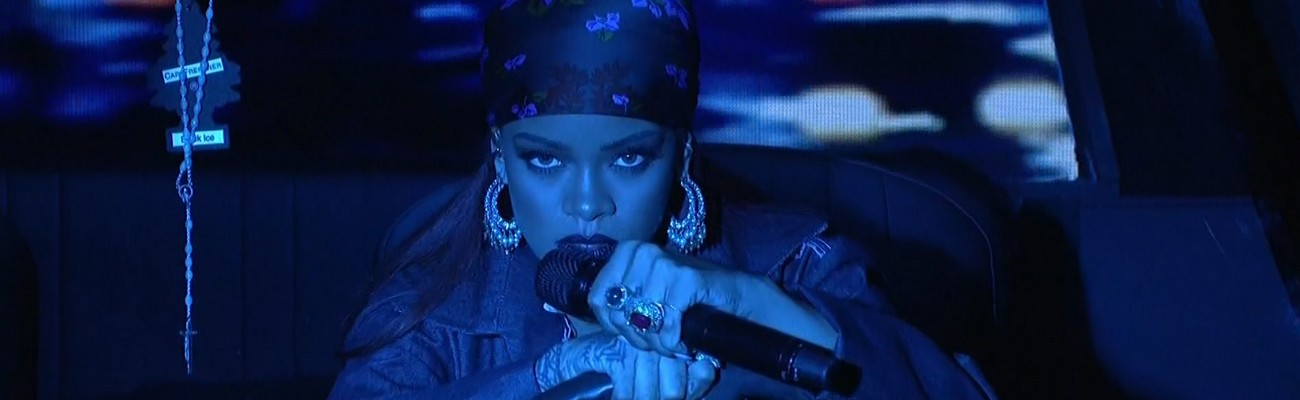 Rihanna loves students using her song to protest