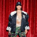 Rihanna at Gucci Wooster store opening in New York on May 5, 2018 rihanna-fenty.com