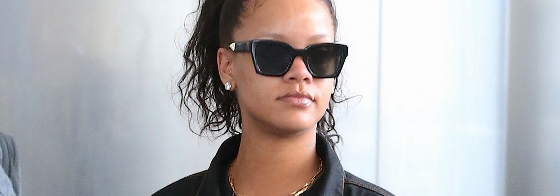 Rihanna is back in New York