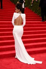 Rihanna at Met Gala 2014 Stella McCartney
