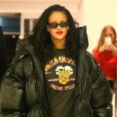 CANDIDS: Rihanna out in New York on May 10, 2018