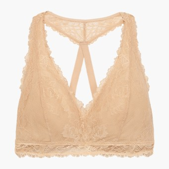 Rihanna Savage x Fenty Lace Bralette Honey 2X