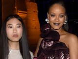 Rihanna attends Ocean's 8 premiere after party in New York