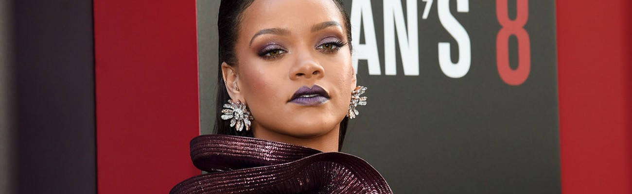 Rihanna attends Ocean's 8 world premiere with co-stars