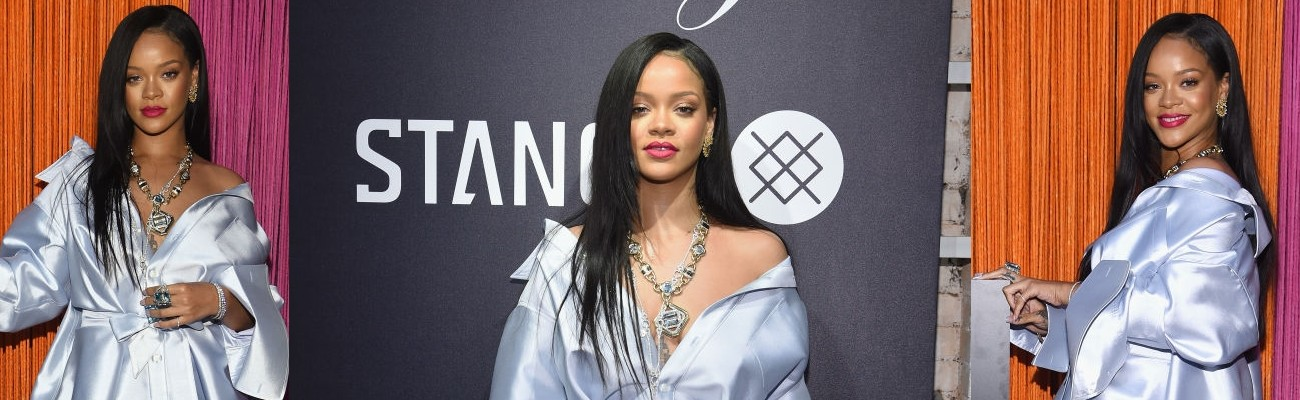 Rihanna attends Clara Lionel Foundation benefit - June 6, 2018