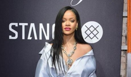 Rihanna attends Clara Lionel Foundation benefit - June 6, 2018