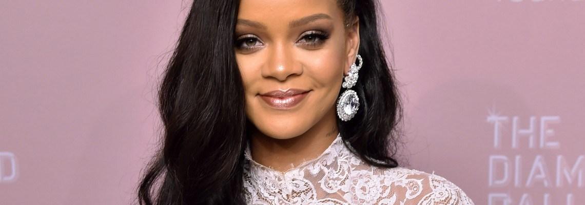 Go behind the scenes of Diamond Ball with Rihanna