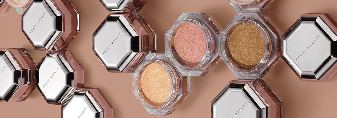 Fairy Bomb Shimmer Powders from Fenty Beauty