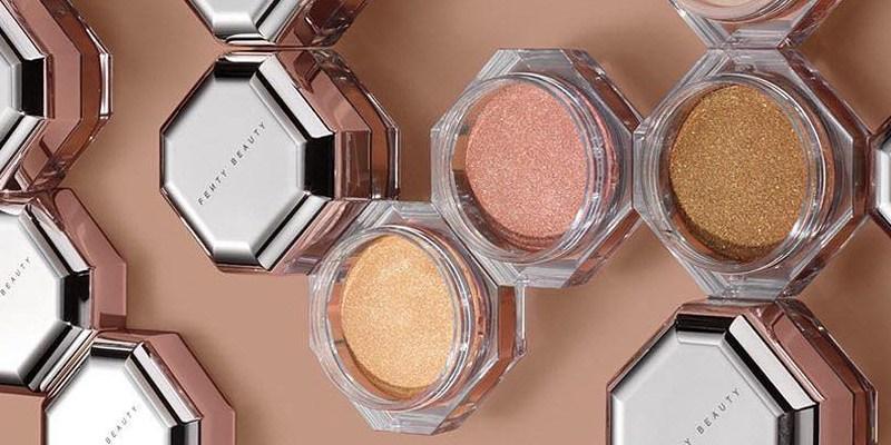 Fairy Bomb Shimmer Powders from Fenty Beauty
