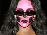 Rihanna steps out in London for Halloween