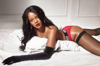 Rihanna goes naughty in new Savage x Fenty promo