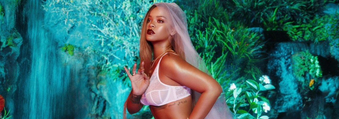 Rihanna says new album is coming in 2019