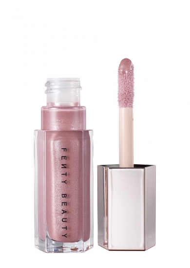 Rihanna Fenty Beauty Gloss Bomb in Fu$$y open lipgloss