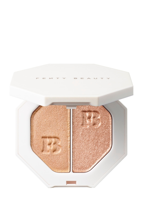 Fenty Beauty Afternoon Snack / Mo'Hunny highlighter