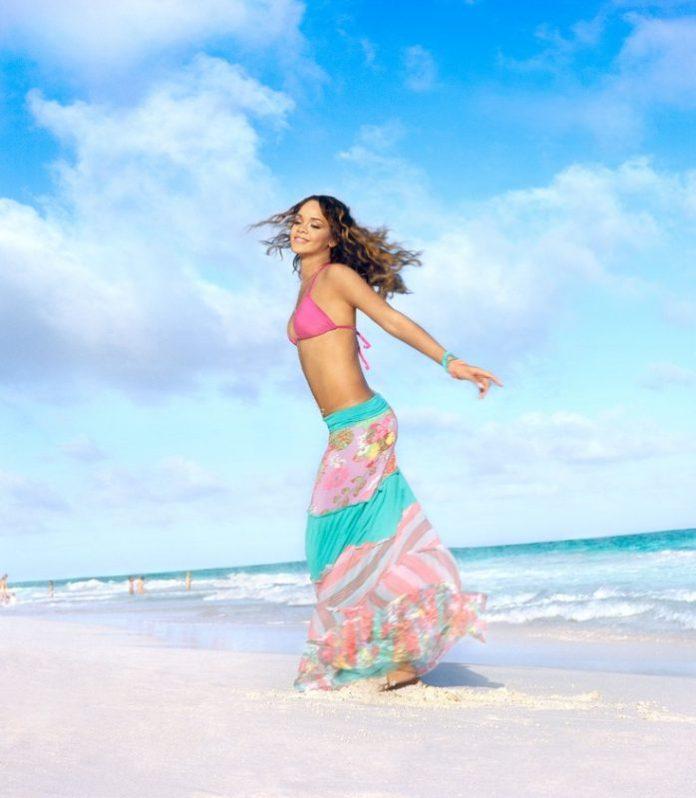 Rihanna Turismo Barbados 2005
