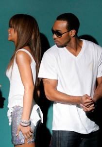Rihanna e possível namorado Anthony Burrell
