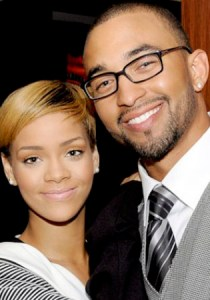 Rihanna e namorado Matt Kemp