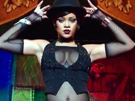 Capa - Rihanna Estreia do filme Valerian