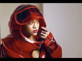Rihanna capa da revista Elle - backstage