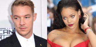 Diplo - Novo álbum da Rihanna