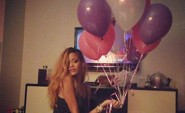 Aniversário Rihanna